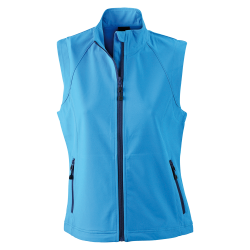 JN1023 Ladies  Softshell Vest