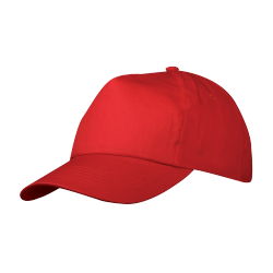 MB002 5 Panel Promo Cap laminated