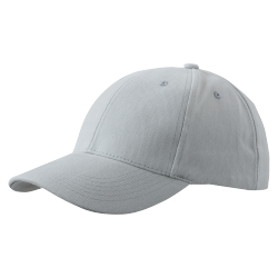 MB018 6 Panel Cap low-profile
