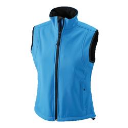 JN138 Ladies  Softshell Vest