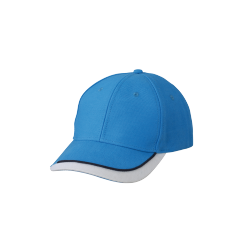 MB049 Half-Pipe Sandwich Cap