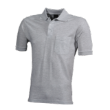 JN922 Men's Polo Pocket