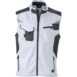 JN845 Workwear Softshell Vest