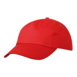MB001 5 Panel Promo Cap lightly laminated