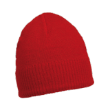 MB7925 Knitted Beanie with fleece inset