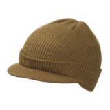 MB7530 Knitted Cap with peak