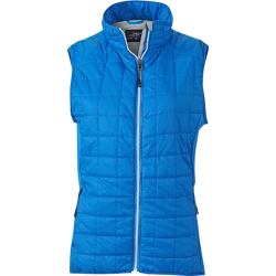 JN1113 Ladies' Hybrid Vest