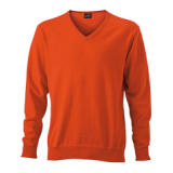 JN658 Ladies' V-Neck Pullover