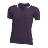 JN934 Ladies' Polo Tipping