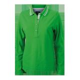 JN967 Ladies' Polo Long-Sleeved