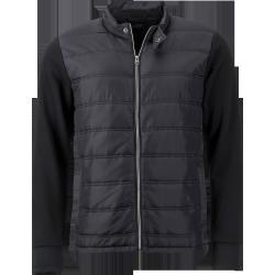 JN1124 Men's Hybrid Sweat jacket