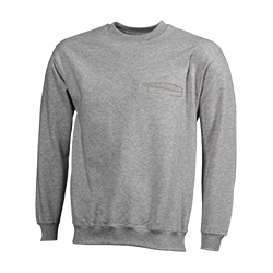 JN924 Men's Round Sweat Pocket