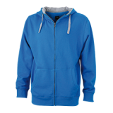 JN962 Ladies' Lifestyle Zip-Hoody