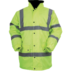 TRA384 Hi-Vis Traffic Jacket