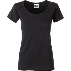 8003 Ladies'-T Pocket