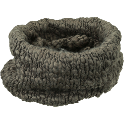 MB7987 Coarse Knitted Loop Scarf