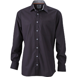 JN619 Men s Plain Shirt