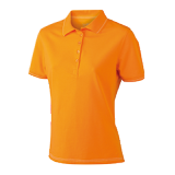 JN568 Ladies' Elastic Polo