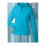 JN554 Ladies' Hooded Jacket