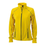JN596 Ladies' Structure Fleece Jacket