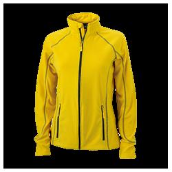 JN596 Ladies' Structure Fleece Jacket