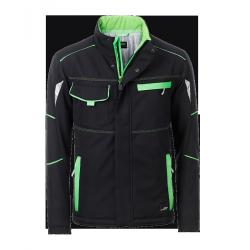 JN853 Workwear Softshell Padded Jacket Level 2