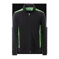 JN870 Mens Workwear Sweat Jacket Level 2