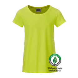 8007G Girls' Basic-T