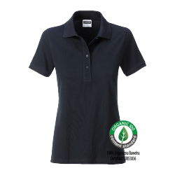 8009 Ladies' Basic Polo