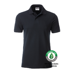 8010 Men's Basic Polo