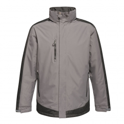 TRA312 CONTRAST INS JACKET