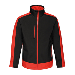 TRA618 CONTRAST 3LAYER SOFTSHELL