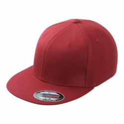 MB6184 Flexfit Flat peak Cap
