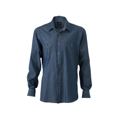 JN629 Men s Denim Shirt