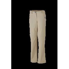 JN582 Ladies  Zip-Off Pants