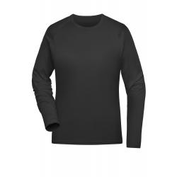 JN521 Ladies' Sports Shirt Long-Sleeved