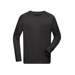 JN522 Men's Sports Shirt Long-Sleeved