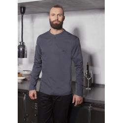 TM 6 Męska koszula robocza z długim rękawem PERFORMANCE