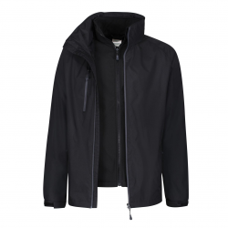 TRA154 HONESTLY MADE RECYCLED 3IN1 JACKET