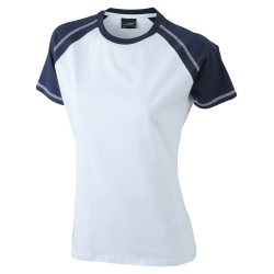 JN011 Ladies  Raglan-T