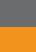 Dark Grey / Orange