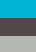 Turquoise-Iron-Grey