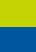 Neon Lime / Royal Blue