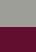Grey Melange / Burgundy