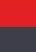 Red / Dark Denim