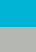 Turquoise / Grey